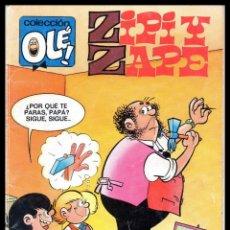 Tebeos: COLECCION OLE, ZIPI Y ZAPE 1989.. Lote 144202594