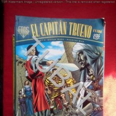 Tebeos: TUBAL 31 CAPITAN TRUENO EXTRA FANS VICTOR MORA FUENTES MAN DEL 1 AL 31 5,5 KILOS. Lote 144378322