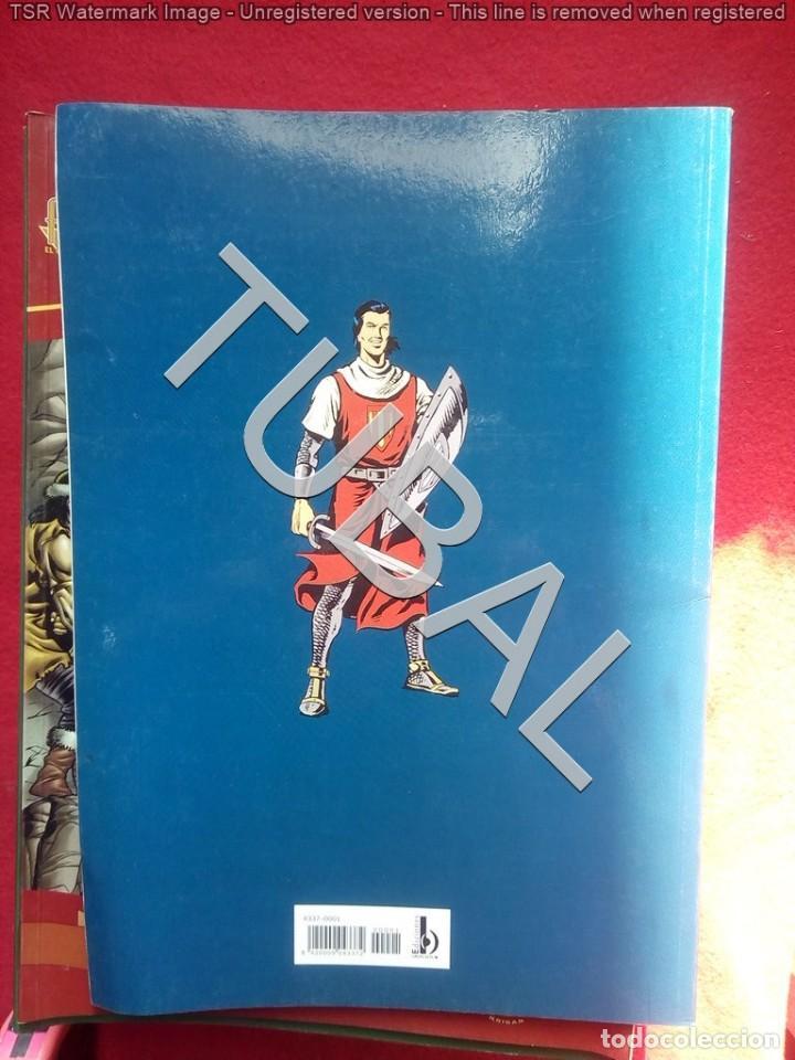 Tebeos: TUBAL 31 CAPITAN TRUENO EXTRA FANS VICTOR MORA FUENTES MAN DEL 1 AL 31 5,5 KILOS G4 - Foto 2 - 144378322