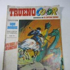 Giornalini: TRUENO COLOR - Nº 12 - 1ª EDICION - 1969 - 8 PTAS - MUY DIFICIL BRUGUERA ARX67. Lote 144566918