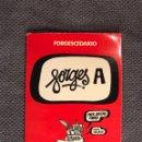 Tebeos: FORGES A FORGESCEDARIO. EDITA BRUGUERA (NOVIEMBRE DE 1979). Lote 144583129