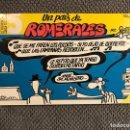 Tebeos: UN PAÍS DE ROMERALES, POR FORGES. EDITA: EDICIONES EL JUEVES (A.1986). Lote 144584284