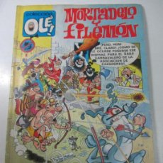 Tebeos: MORTADELO OLE Nº 11-M. 76 EDICIONES B 1991 EDICIONES B CX01. Lote 144594010