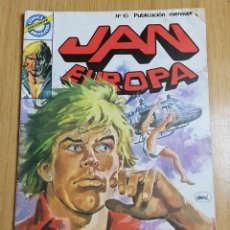 Tebeos: BRUGUERA - COMICS JAN EUROPA N 10. Lote 144633886