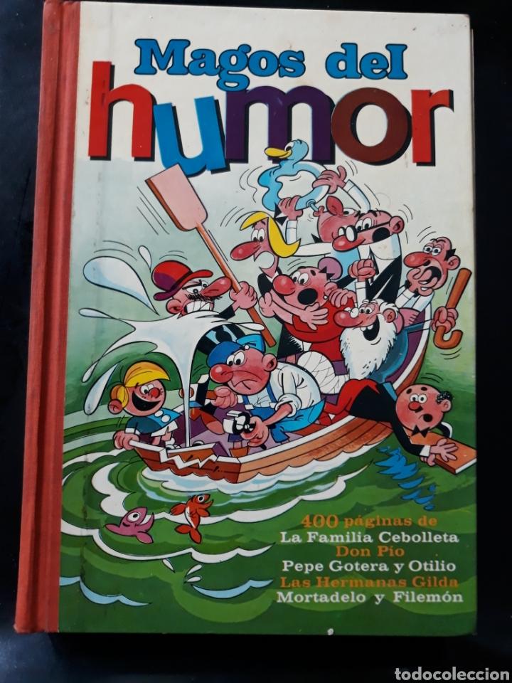 MAGOS DEL HUMOR VOLUMEN VII-BRUGUERA AÑO 1972 (Tebeos y Comics - Bruguera - Otros)