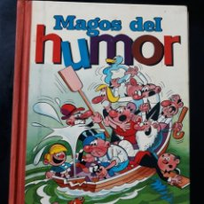 Tebeos: MAGOS DEL HUMOR VOLUMEN VII-BRUGUERA AÑO 1972. Lote 144701478