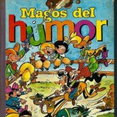 Tebeos: MAGOS DEL HUMOR Nº XIII - CON 5 OLE RAROS: SIR TIM O'THEO, ANACLETO, CINE LOCURAS ETC- BRUGUERA 1973. Lote 144736378