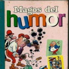 Tebeos: MAGOS DEL HUMOR Nº II - CON 5 OLE DIFICILES - BRUGUERA 1971 - COMPLETO , VER DESCRIPCION. Lote 144737670