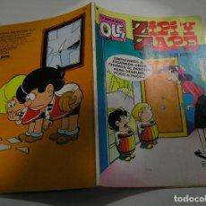 Tebeos: COLECCION OLE 156 ZIPI ZAPE - DOS PILLASTRES DE ABRIGO - 1ª EDICION BUEN ESTADO VER FOTOS. Lote 144803474