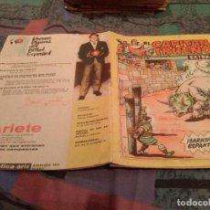 Tebeos: EL CAPITAN TRUENO EXTRA Nº 145 SARKOT EL ESPANTOSO. Lote 144824466