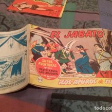 Tebeos: EL JABATO Nº 275 ¡LOS APUROS DE FIDEO!. Lote 144889370