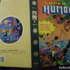 Tebeos: SUPER HUMOR XI, 4ª, 1983. MUY CUIDADO. Lote 144903814