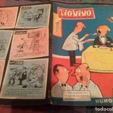 Tebeos: TIO VIVO Nº 80 - EDITORIAL BRUGUERA - 1º EPOCA - 1958. Lote 145041146