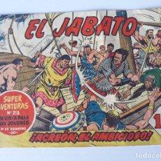 Tebeos: EL JABATO Nº198 -213- 232 . Lote 145116518