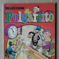Tebeos: SELECCIÓN PULGARCITO N°2. CON LOS NÚMEROS 4-5-6 DE PULGARCITO (BRUGUERA, 1986).. Lote 145252049
