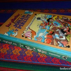 Tebeos: LOS PITUFOS JOHAN Y PIRLUIT SUPER HUMOR VOLUMEN 4 BRUGUERA 1ª ED. 1983. REGALO VOLUMEN 3 1ª ED. 1982. Lote 145318062