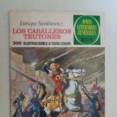 Tebeos: JOYAS LITERARIAS. Nº 63. BRUGUERA.. Lote 145431350