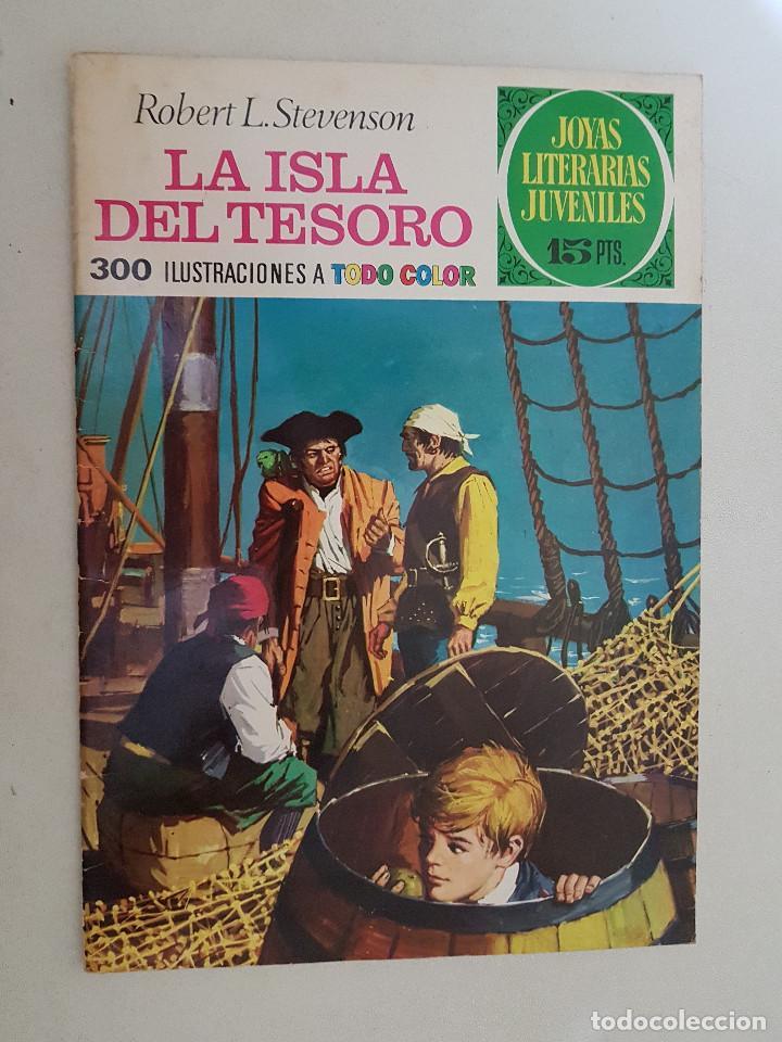 JOYAS LITERARIAS. Nº 2. BRUGUERA. (Tebeos y Comics - Bruguera - Joyas Literarias)
