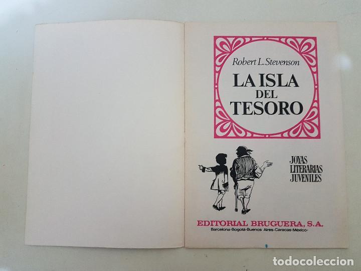 Tebeos: Joyas Literarias. Nº 2. Bruguera. - Foto 3 - 145433526