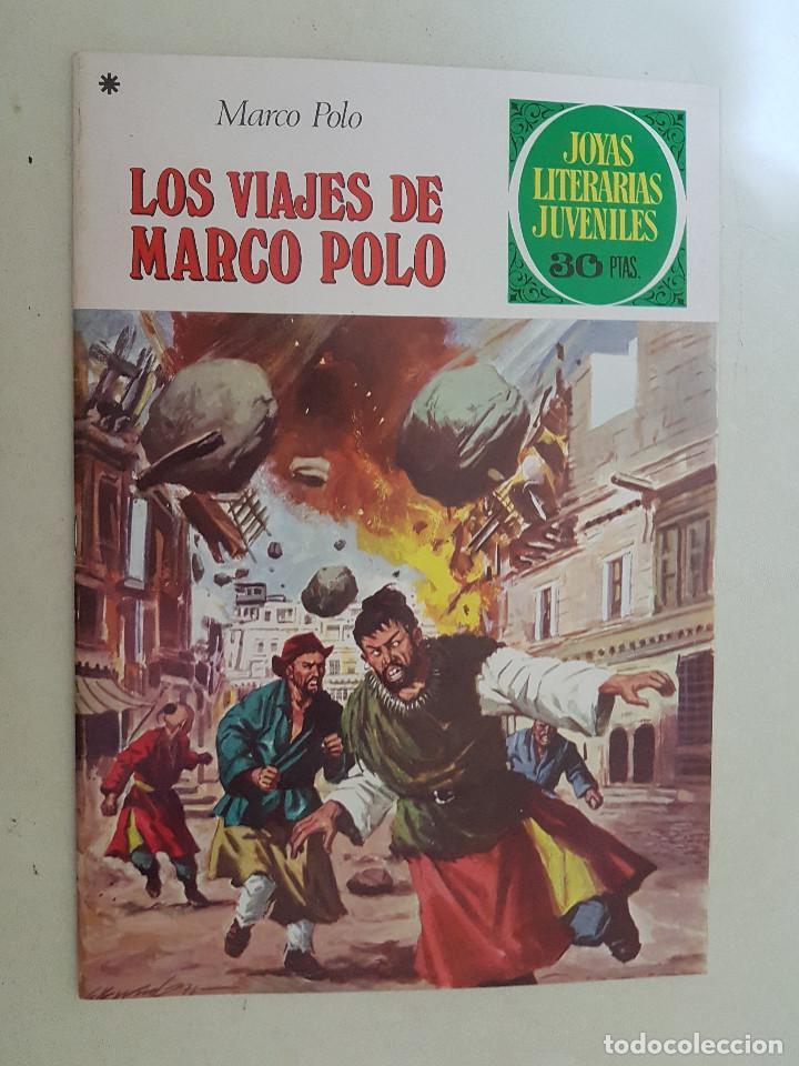 JOYAS LITERARIAS. Nº 166. BRUGUERA. (Tebeos y Comics - Bruguera - Joyas Literarias)
