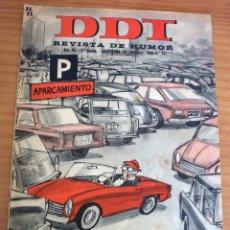 Tebeos: DDT - NÚMERO 747 - AÑO 1965. Lote 145538370