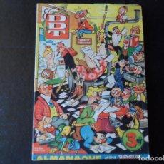 Tebeos: EL DDT ALMANAQUE PARA 1954 EDITORIAL BRUGUERA. Lote 145571578