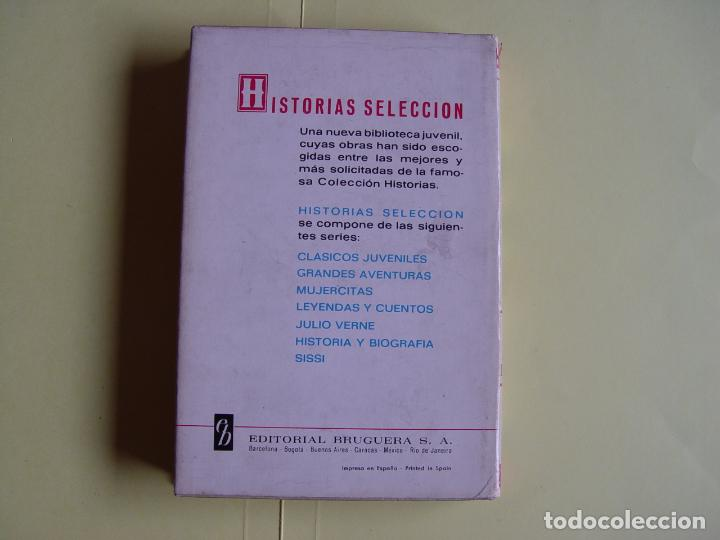 Tebeos: TOM SAWYER A TRAVÉS DEL MUNDO (Historias Selección. BRUGUERA, 1967) 1ª ed. Original - Foto 6 - 145595930