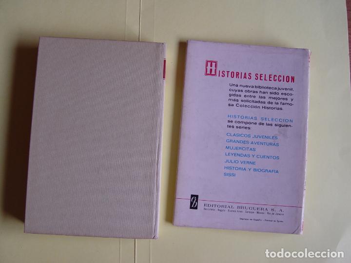 Tebeos: TOM SAWYER A TRAVÉS DEL MUNDO (Historias Selección. BRUGUERA, 1967) 1ª ed. Original - Foto 9 - 145595930