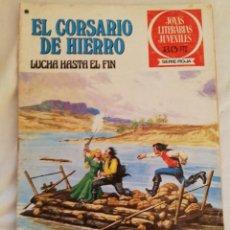 Tebeos: EL CORSARIO DE HIERRO Nº 45. Lote 145624498