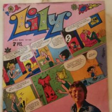 Tebeos: LILY - REVISTA JUVENIL FEMENINA - Nº 561 - BRUGUERA 1972. Lote 145677022
