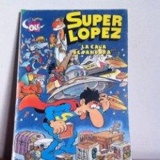 Tebeos: SUPER LÓPEZ N 8 1 EDICIÓN 1984. Lote 145837184