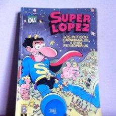 Tebeos: SUPER LÓPEZ N 15. 1 EDICIÓN. 1989. Lote 145837833