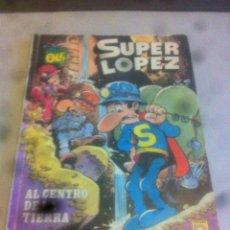 Tebeos: SUPER LÓPEZ N 10. 2 EDICIÓN 1990. Lote 145837484