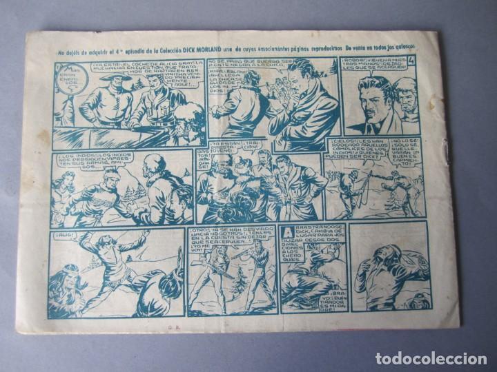 Tebeos: PIRATA NEGRO, EL (1948, BRUGUERA) 4 · 1948 · CARA A CARA - Foto 2 - 145898886