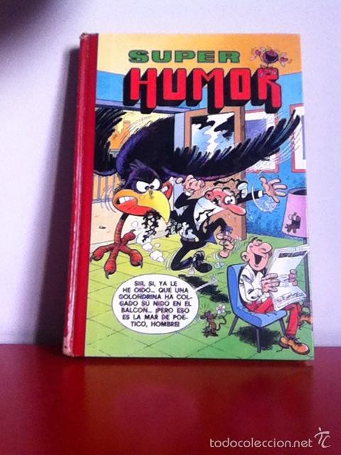 SUPER HUMOR N 17 1 ED. 1990 (Tebeos y Comics - Bruguera - Super Humor)
