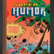 Tebeos: SUPER HUMOR VOLUMEN XI 11. 3ª EDICION. 1981. Lote 145917990