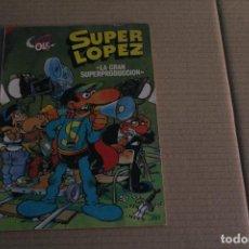 Tebeos: SUPER LOPEZ Nº 9, COLECCIÓN OLÉ, EDITORIAL BRUGUERA. Lote 145988886