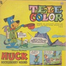 Tebeos: COMIC COLECCION TELE COLOR Nº 55. Lote 146072686