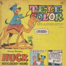 Tebeos: COMIC COLECCION TELE COLOR Nº 59. Lote 146072802