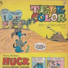 Tebeos: COMIC COLECCION TELE COLOR Nº 65. Lote 146072902