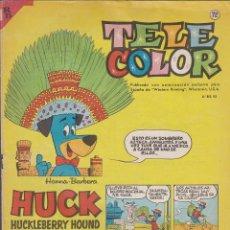 Tebeos: COMIC COLECCION TELE COLOR Nº 72. Lote 146073142