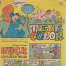 Tebeos: COMIC COLECCION TELE COLOR Nº 108. Lote 146074138