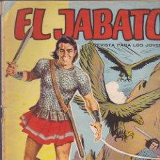Tebeos: COMIC COLECCION EL JABATO ALBUM GIGANTE Nº 3. Lote 146077694