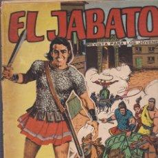 Tebeos: COMIC COLECCION EL JABATO ALBUM GIGANTE Nº 5. Lote 146077774