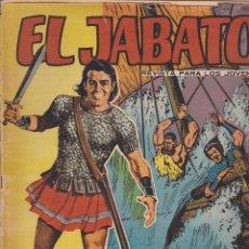 Tebeos: COMIC COLECCION EL JABATO ALBUM GIGANTE Nº 6. Lote 146077810