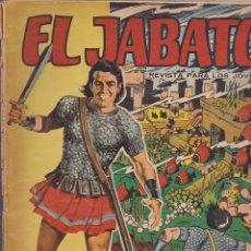 Tebeos: COMIC COLECCION EL JABATO ALBUM GIGANTE Nº 7. Lote 146077862