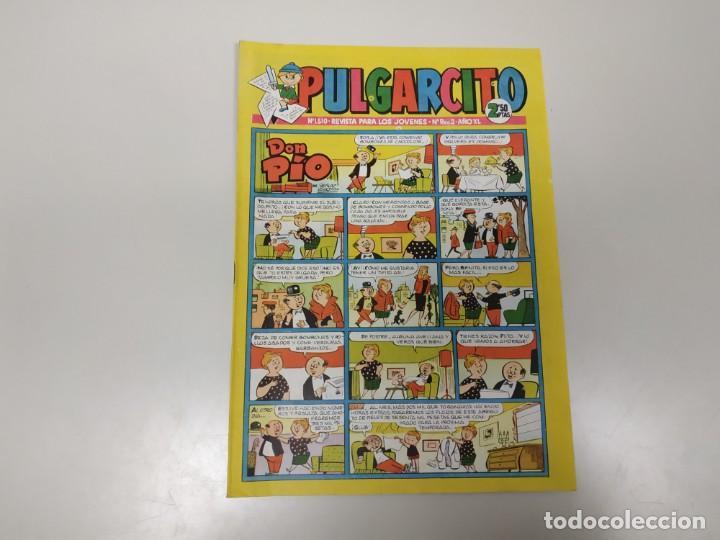 119- PULGARCITO AÑOS 50/60 Nº 1510 (Comics und Tebeos - Bruguera - Pulgarcito)