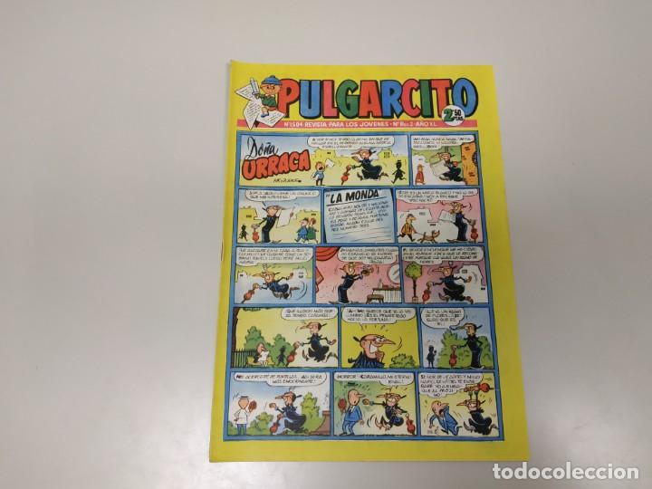119- PULGARCITO AÑOS 50/60 Nº 1504 (Comics und Tebeos - Bruguera - Pulgarcito)