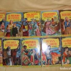 Tebeos: COLECCION HISTORIAS DE EDITORIAL BRUGUER. Lote 146113346