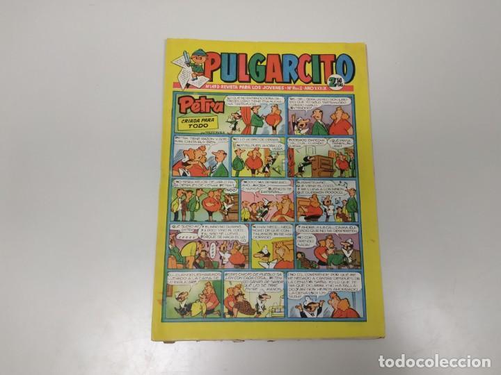 119- PULGARCITO AÑOS 50/60 Nº 1493 (Comics und Tebeos - Bruguera - Pulgarcito)